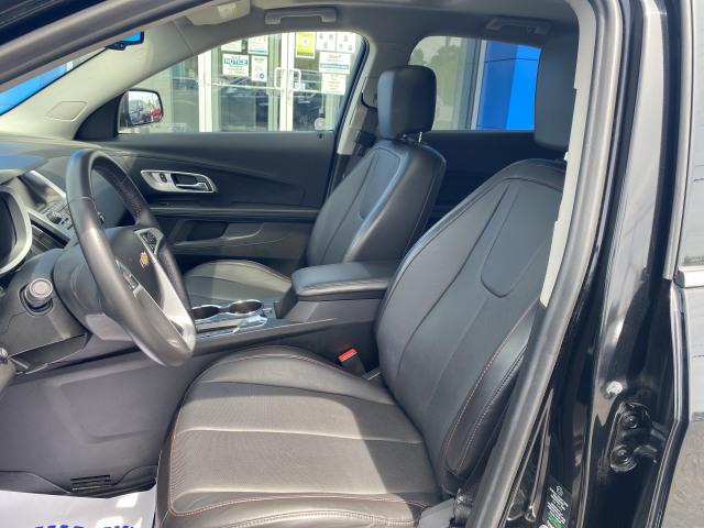 2017 Chevrolet Equinox LTZ AWD Premier