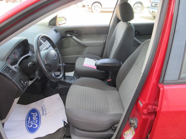 2006 Ford Focus Sedan ZX4