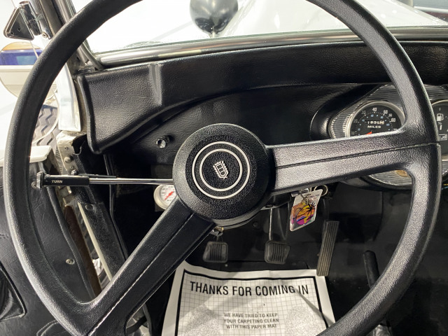 1980 Shay Model A