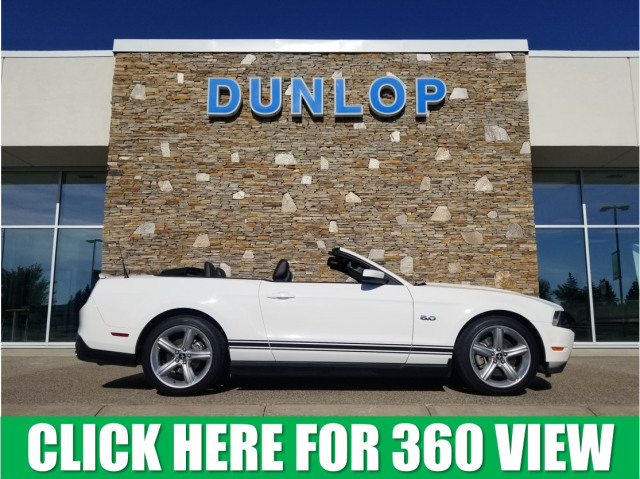 2012 Ford Mustang MUSTANG CONVERTIBLE W/ 5.0 ENGINE