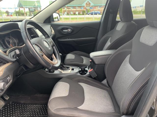 2016 Jeep CHEROKEE SPORT SPORT, 4X4, V6, CAMERA, BLUETOOTH