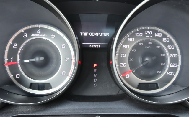 2010 Acura MDX Technology