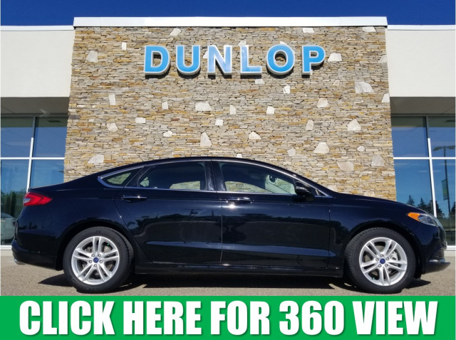 2018 Ford Fusion SE FWD w/1.5L EcoBoost Engine