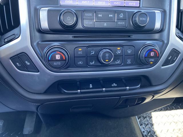 2017 GMC Sierra SLE Crew Cab Short Box