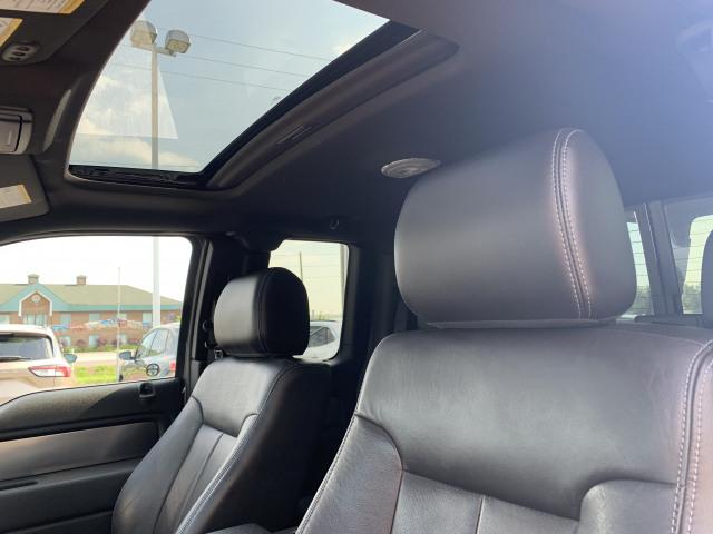 2014 Ford Super Cab F150 XLT *FX4*3.5L V6 ECOBOOST*CUIR*CAMERA RECUL*TOIT*