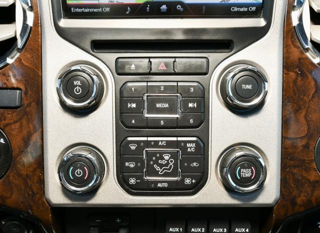 2015 Ford F-350 Lariat