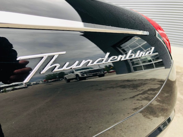 2003 Ford Thunderbird Base