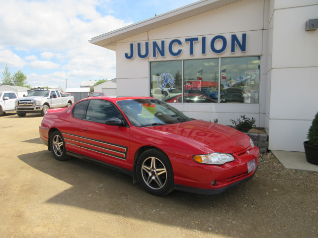 2004 Chevrolet Monte Carlo Coupe Supercharged SS