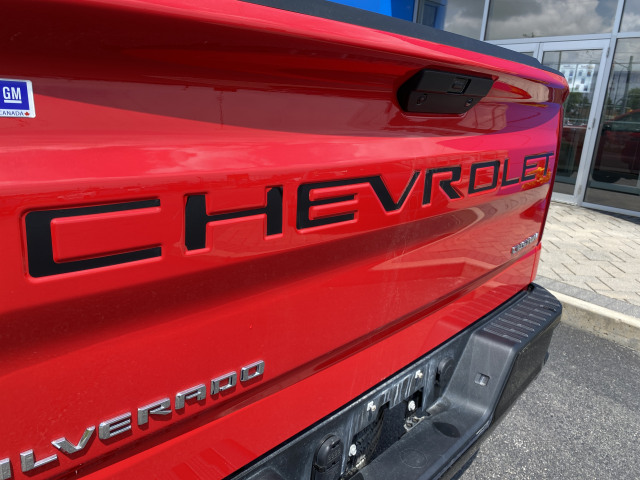 2019 Chevrolet Silverado Custom Trail Boss Cr