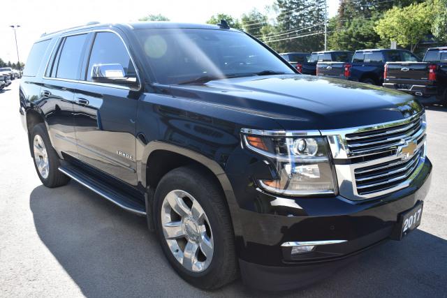 2017 Chevrolet Tahoe Premier 4X4