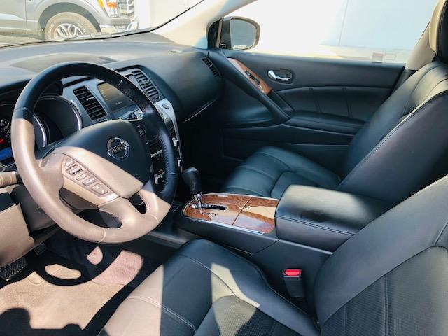 2014 Nissan Murano Platinum