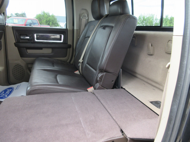 2012 Ram 3500 4WD Mega Cab 160.5 Laramie