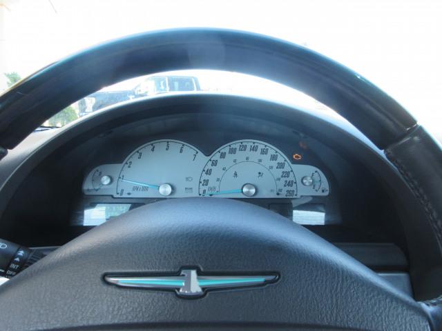 2002 Ford Thunderbird BASE