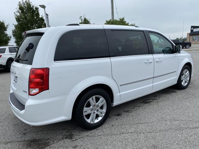 2017 Dodge Grand Caravan Crew FWD