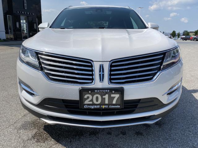 2017 Lincoln MKC Select AWD