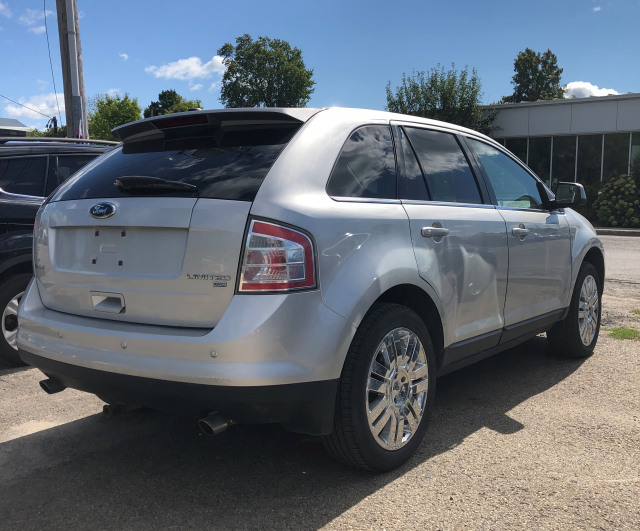 2009 Ford Edge Limited 4D Utility FWD