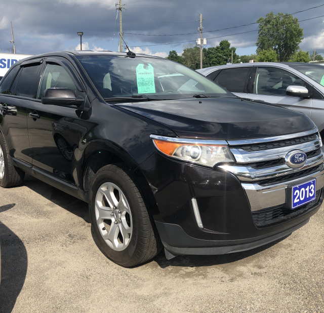 2013 Ford Edge SEL 4D Utility FWD