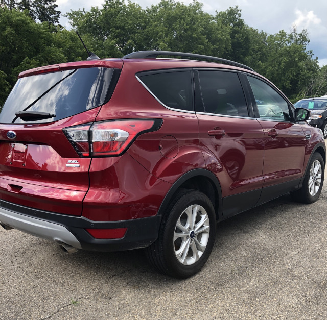 2018 Ford Escape SEL - 4WD (as of 02/12/2018)