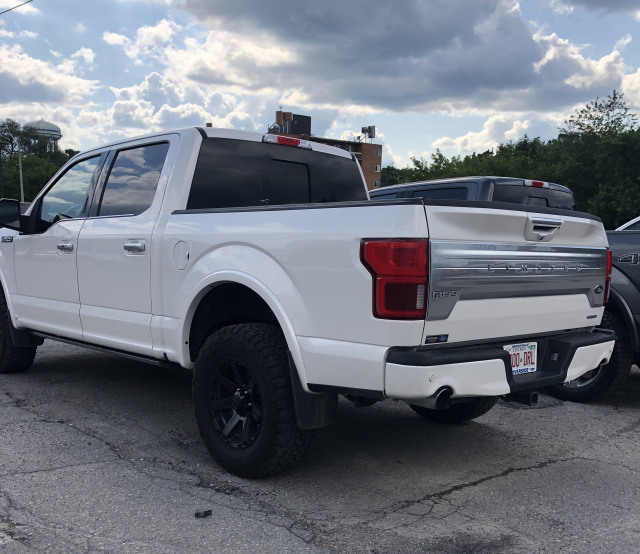 2019 Ford F150 4x4 - Supercrew Limited - 145 WB