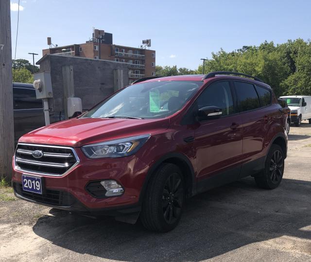 2019 Ford Escape Titanium - 4WD