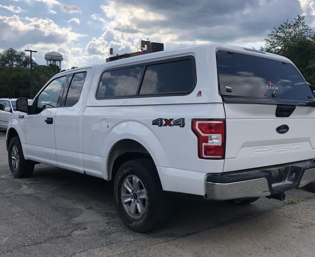 2018 Ford F150 4x4 - Supercab XLT - 163 WB
