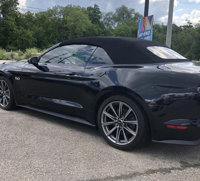2015 Ford Mustang Convertible GT Premium
