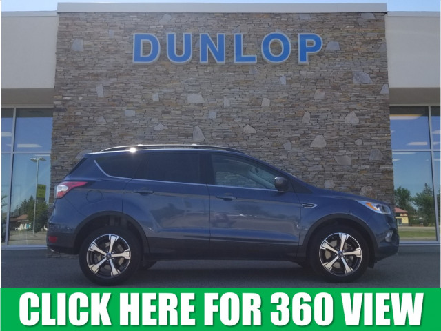 2018 Ford Escape SEL 4WD w/2.0L EcoBoost Engine