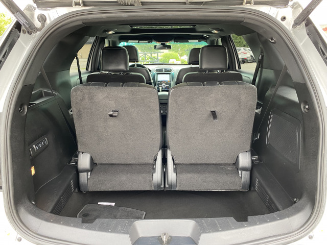 2017 Ford Explorer Limited 4WD