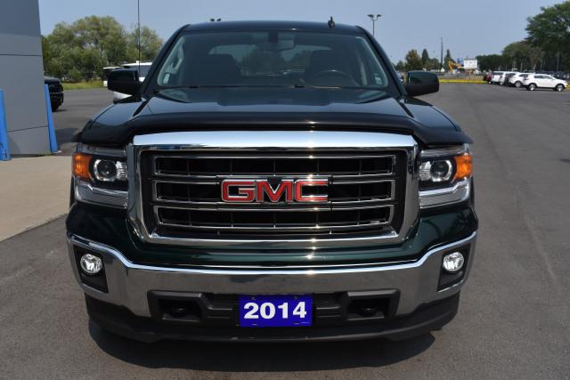 2014 GMC Sierra K1500 SLE