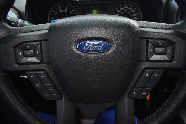 2019 Ford F-150 XLT Crew Cab