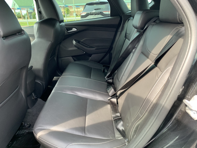 2014 Ford FOCUS ST ST, LEATHER, 18 MAGS, SUNROOF