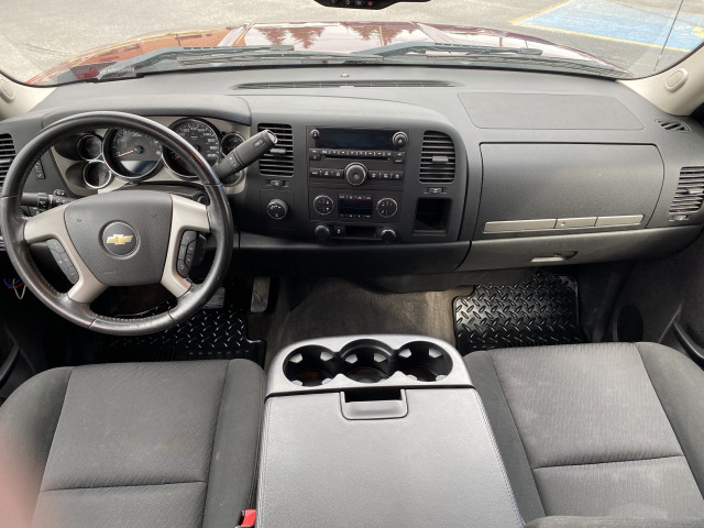 2013 Chevrolet Silverado Z71 Crew Cab Short B