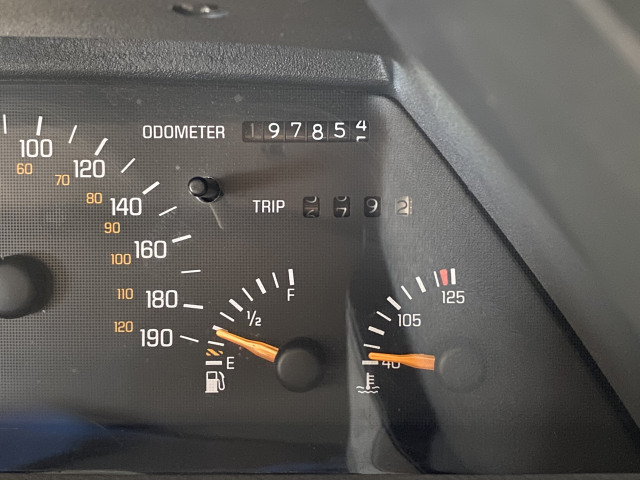 1990 Pontiac Grand Prix SE