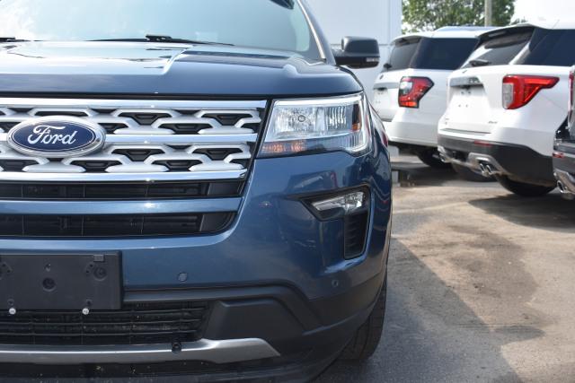 2019 Ford K8D2 Explorer XLT 4WD