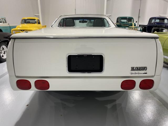 1983 Chevrolet El Camino Choo Choo