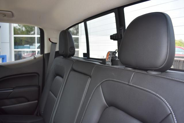 2018 GMC Canyon SLT Crew Cab