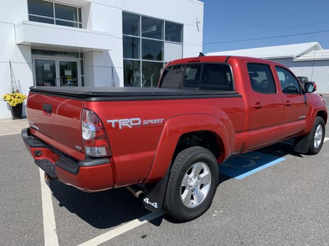2014 Toyota Tacoma TRD SPORT CREW LB