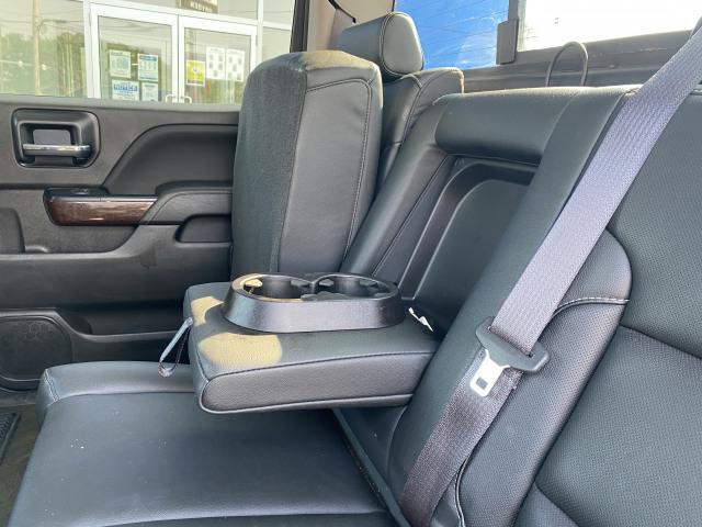 2017 GMC Sierra SLT Crew Cab Standard