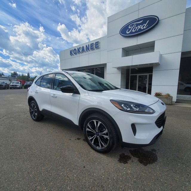 2021 Ford Escape SE