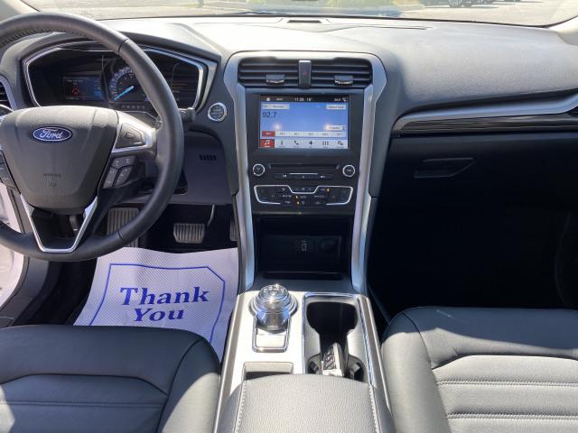 2018 Ford Fusion SE AWD