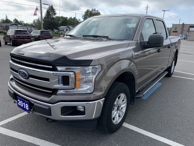 2018 Ford F-150 300A