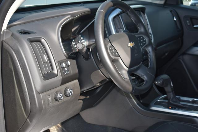 2021 Chevrolet Colorado Crew Cab SWB LT