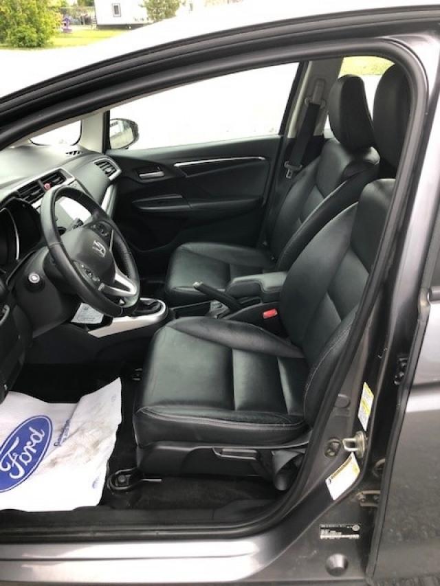 2016 Honda Fit EX-L w/ Navigation