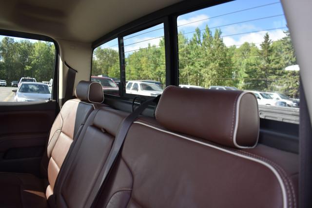 2015 Chevrolet Silverado K1500 High Country