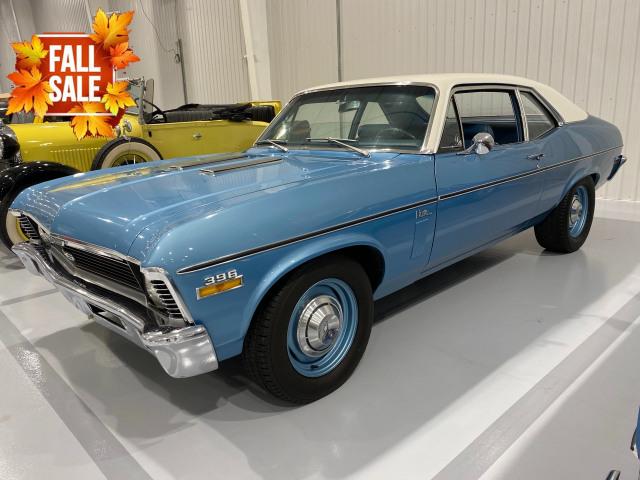 1970 Chevrolet Nova SS Clone