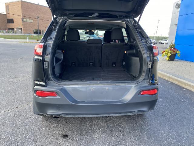 2018 Jeep Cherokee 4x4 North