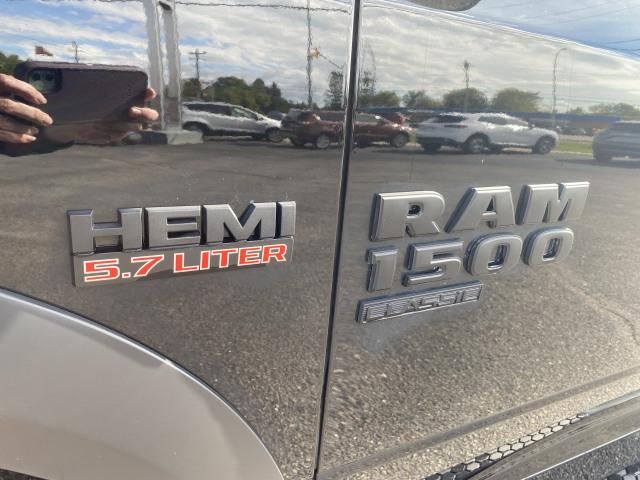 2020 RAM 1500 SLT Classic Warlock Crew