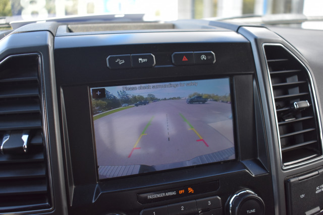 2018 Ford F-150 Crew Cab