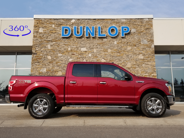 2019 Ford F-150 <p>XLT 4WD w/2.7L Ecoboost Engine</p>