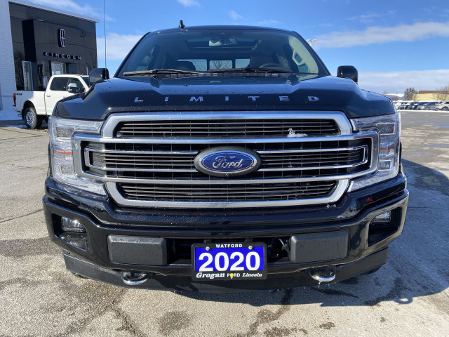 2020 Ford F-150 Limited 4x4